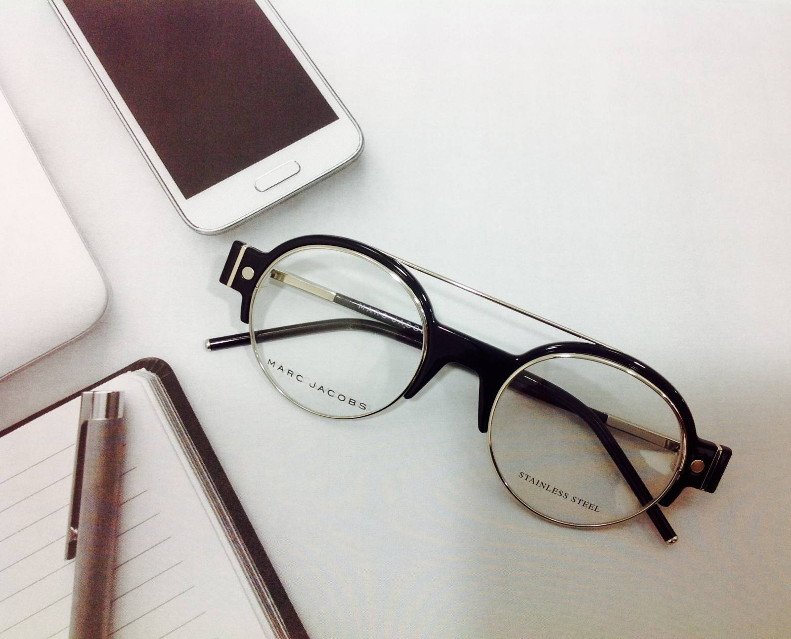 Style Jacobs Lunettes Au Intemporel Marc collection Optique De N8OXn0wPk