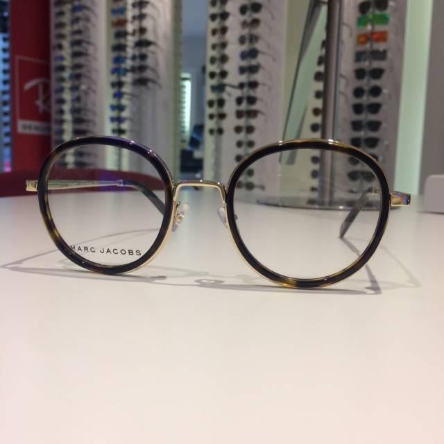 cfdb8f5586 Nouvelle collection 2019 de lunettes optiques Marc Jacobs chez MJ Optic  Toulouse.